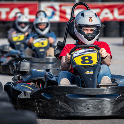 III Carrera de Karts – Mini GP