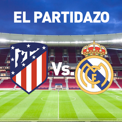 El Partidazo: LaLiga At. de Madrid-Real Madrid